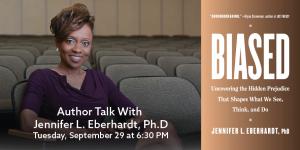 dr. Eberhardt author event